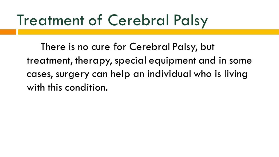 Physically Disabled Cerebral Palsy Ppt Video Online