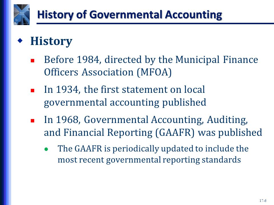 fnanacial accounting history History of accounting standards - free download as powerpoint presentation (ppt), pdf file (pdf), text file (txt) or view presentation slides online.