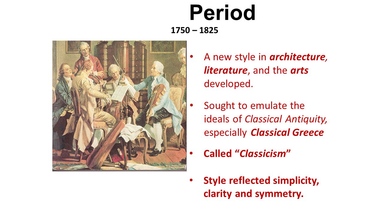 classical era in music The classical period matched the age of enlightenment music forms during this period were simpler and less intense than that of the baroque period.