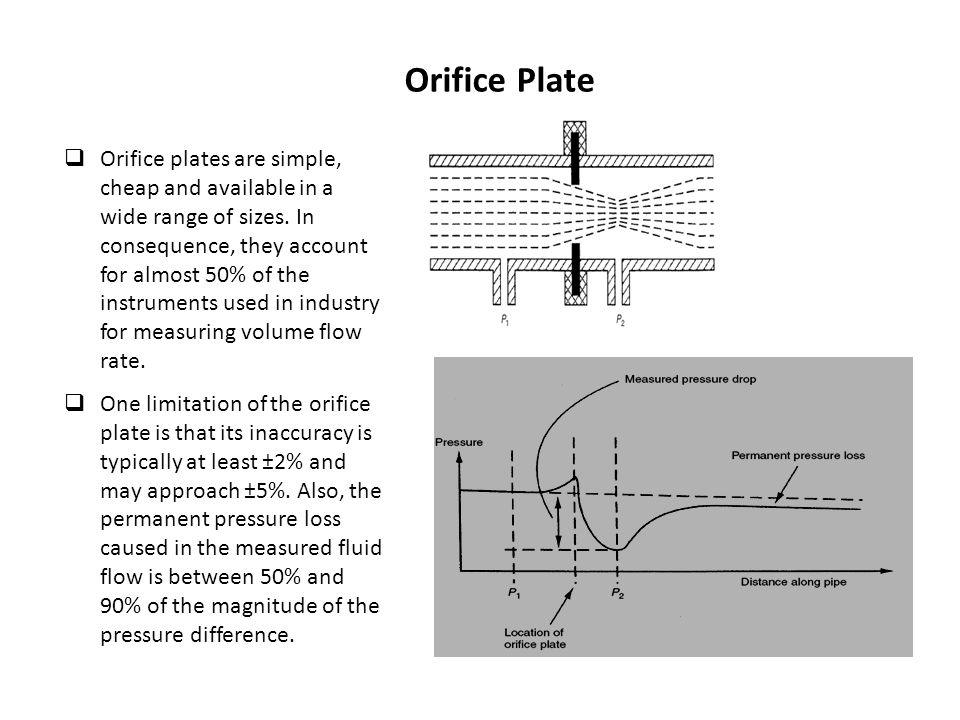 Flow rate measurement class ppt video online download