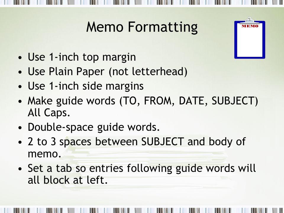 Letter format gregg reference manual letter format gregg formatting business documents ppt video online download spiritdancerdesigns Choice Image