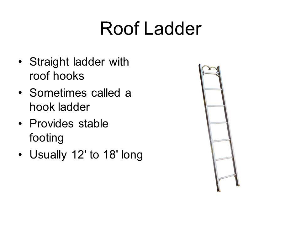 Fire Service Ladders Module Ppt Video Online Download