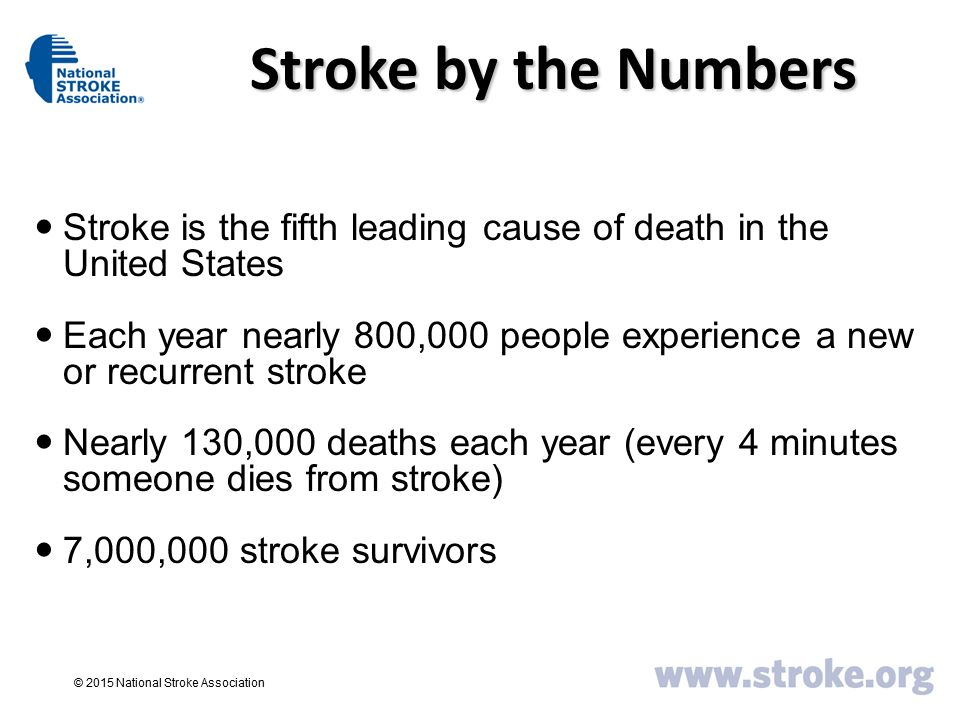 strokes the fifth killer of americans in the united states What is stroke stroke is a disease that affects the arteries leading to and within the brain it is the no 5 cause of death and a leading cause of disability in the united states a stroke occurs when a blood vessel that carries oxygen and nutrients to the brain is either blocked by a clot or bursts (or ruptures) when that.