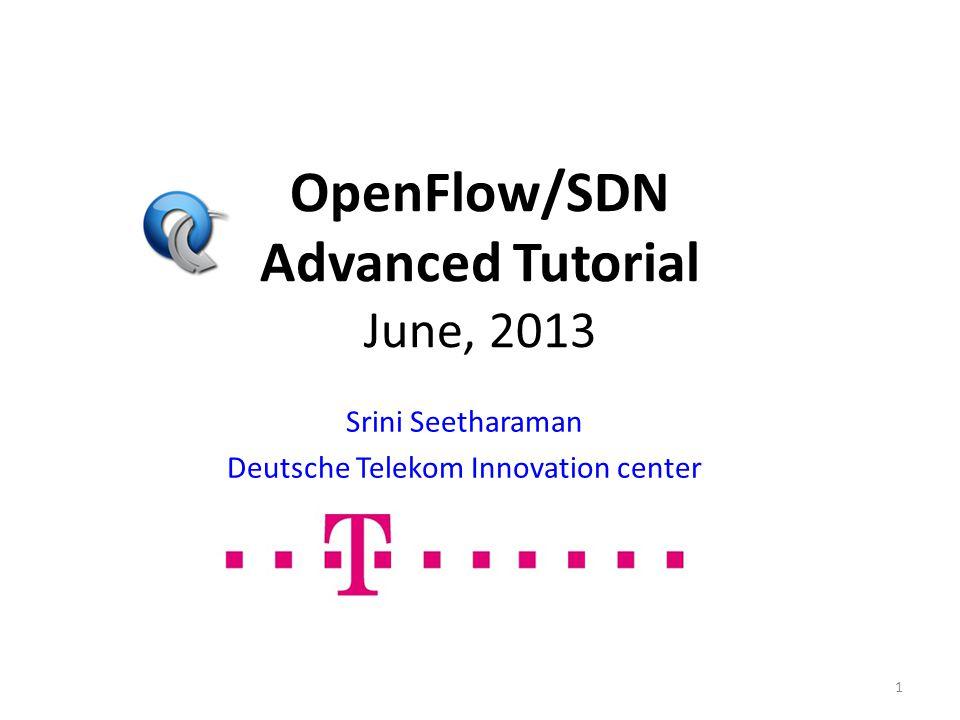 Openflow version 1. 3 tutorial | sdn hub.