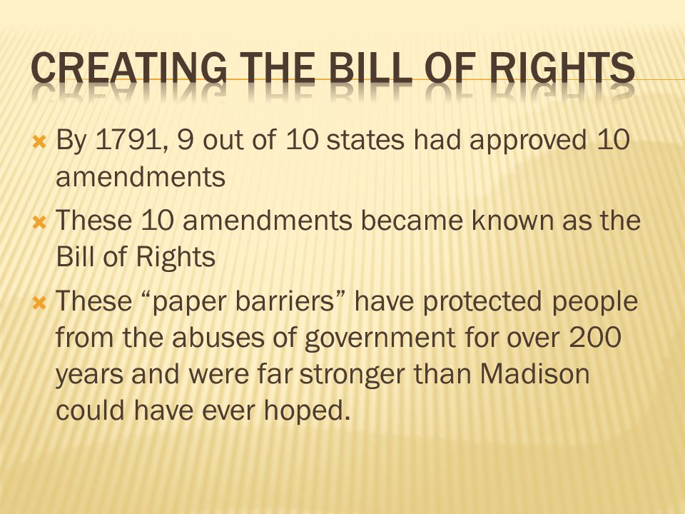 billofrightsinstitute org essay The bill of rights institute is continue reading bill of rights institute we the students essay.