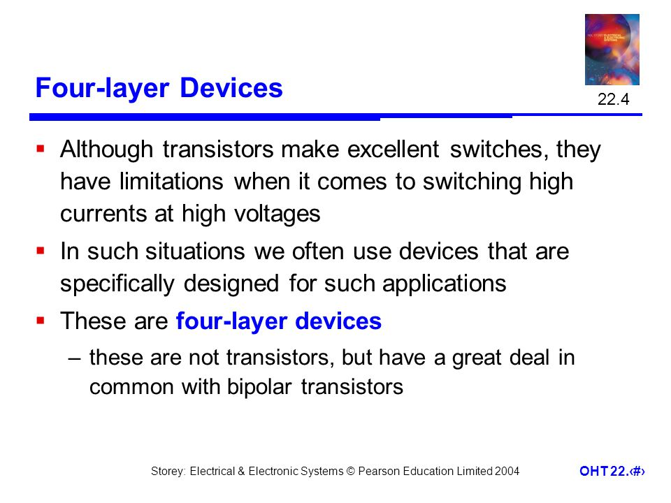 22.4 Four-layer Devices.