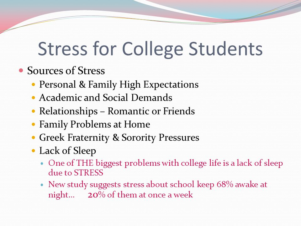 Introduction To University Counseling Services Amp Stress