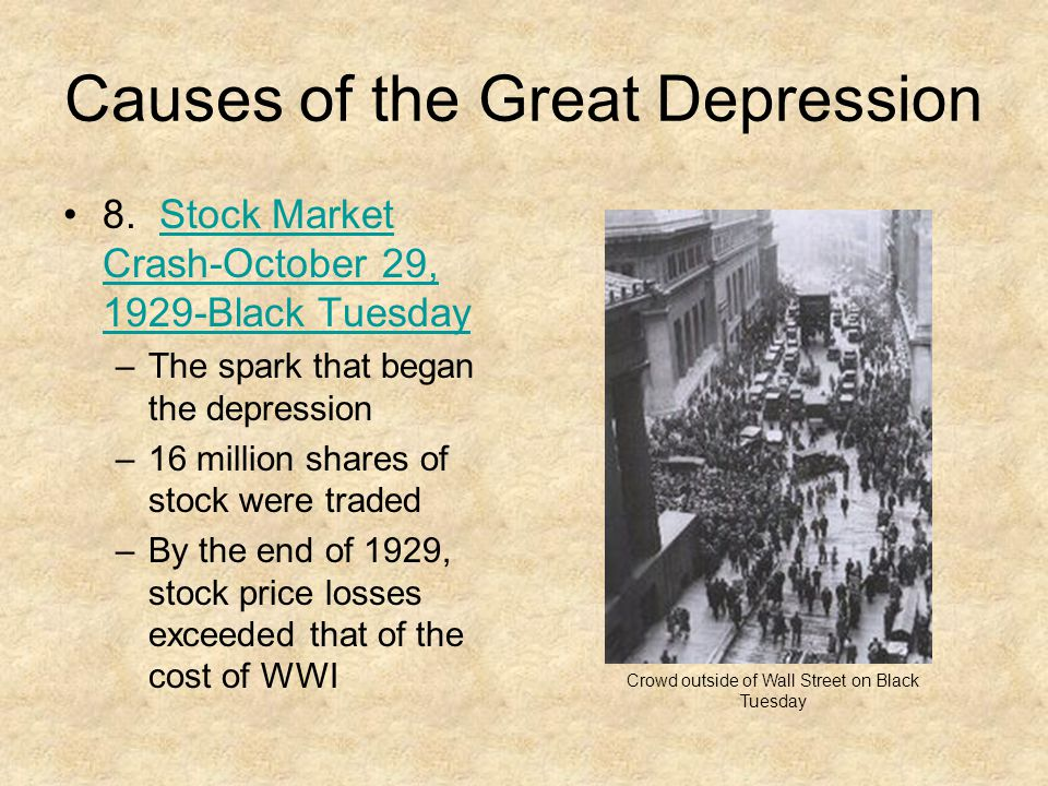 "a history of the issues of the great depression of 1929 The great depression 1929–1941 the governors disagreed on many issues ""the origins and nature of the great slump revisited"" economic history review."