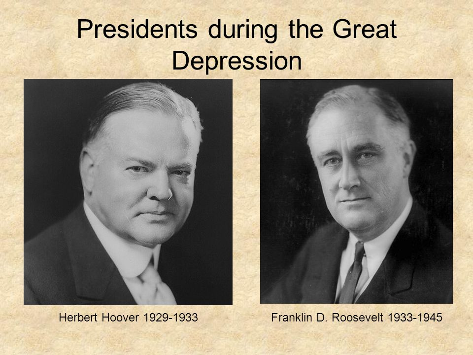 an analysis of the topic of the presidents hoover and roosevelt The united states presidential election of 1932 hoover called roosevelt a chameleon in plaid and roosevelt called president hoover a an analysis (1935.
