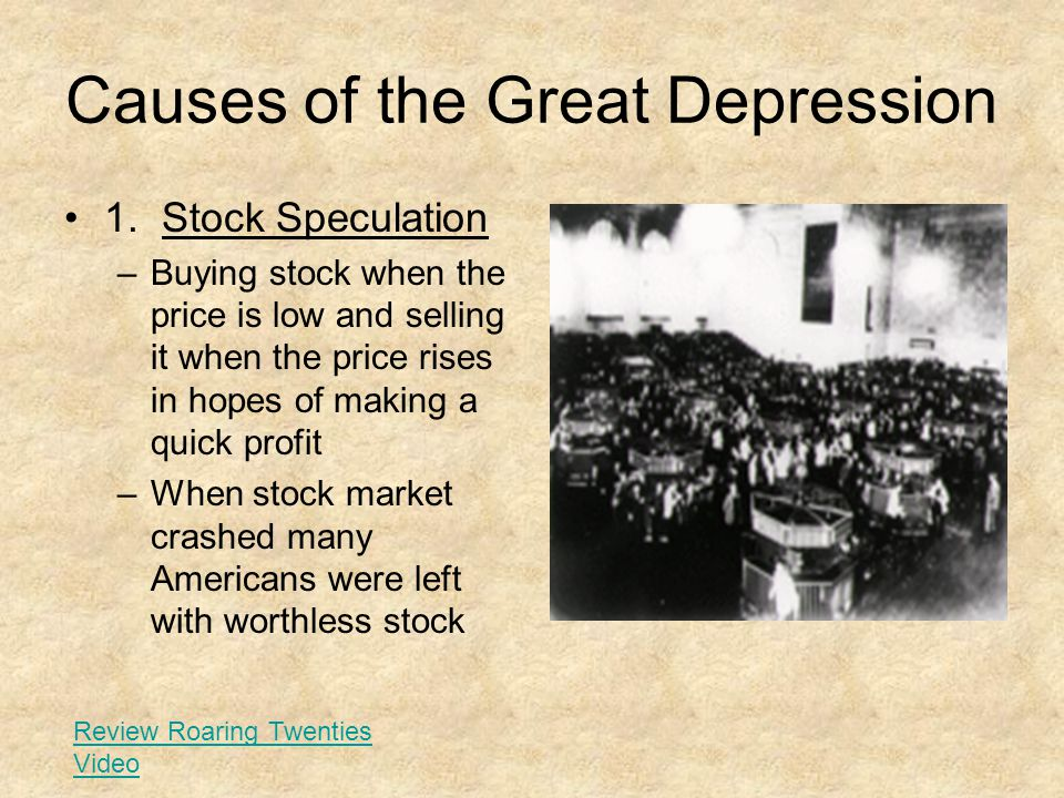 the history of the great depression and its effects Find a summary, definition and facts about the social effects of the great depression for kids united states history and the social effects of the great depression.