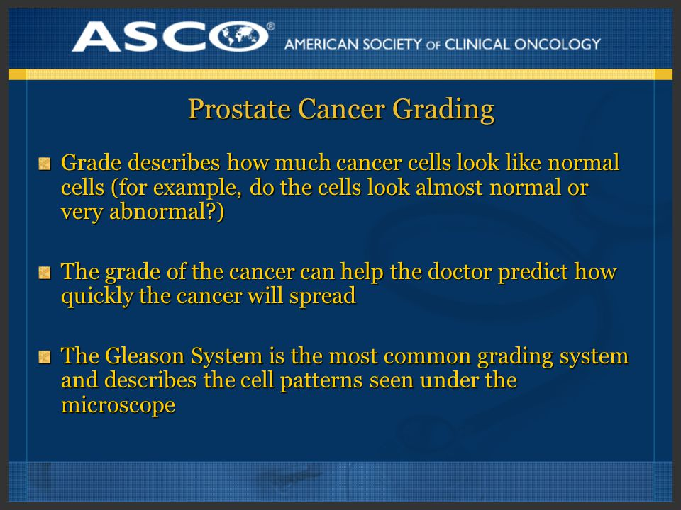 Prostate Cancer Grading