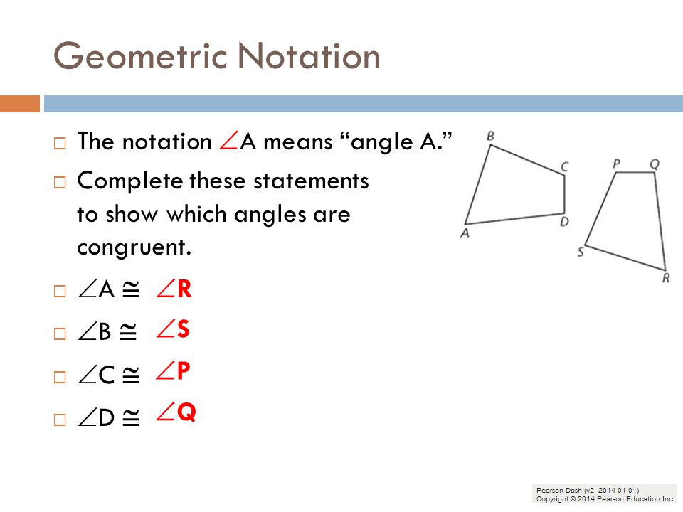 Defining Congruence Investigation 2.1 and ppt download