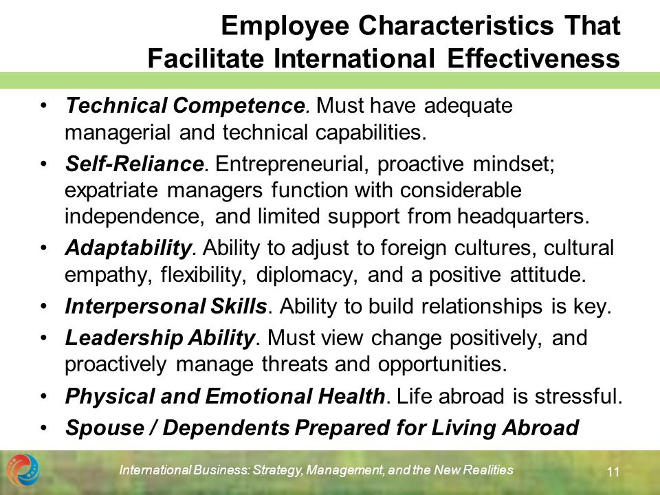 essay about characteristics of a good employee Characteristics and qualities of great employees march 22, 2013 by kinley mcfadden leave a comment  good employees however have a winning attitude, which means that they can properly collaborate with team mates, and create synergy to get the best out of their team 6 people have fun working with them.