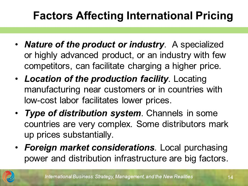 factors affecting international business management Mainly there are 2 types of factors affecting international business 1) internal factors 2) external factors 1) internal factors:- internal factors.