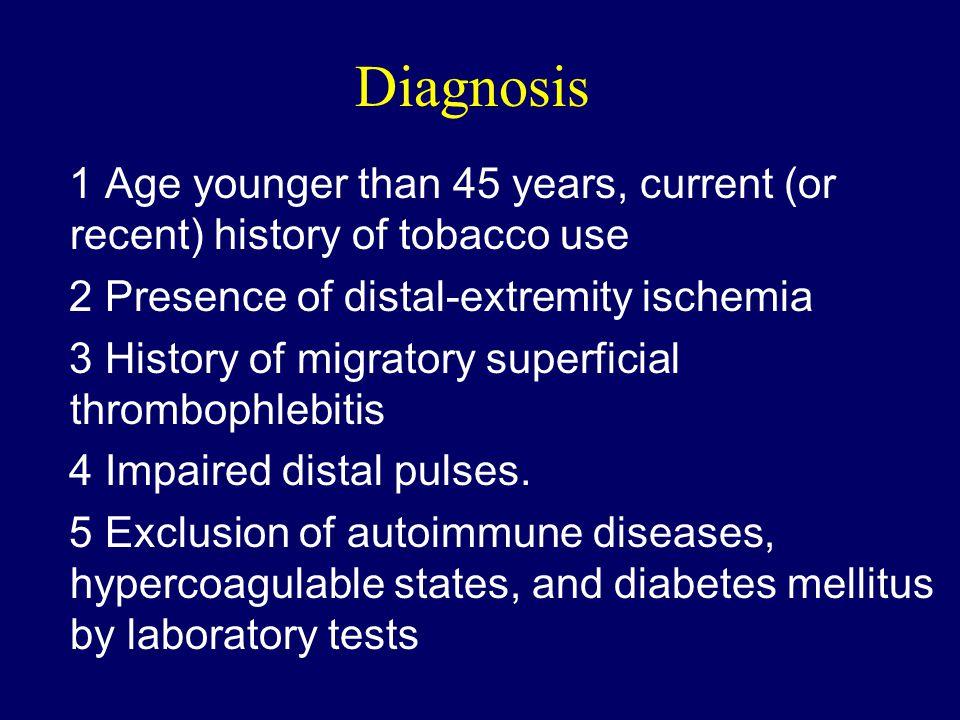 The history of tobacco use an