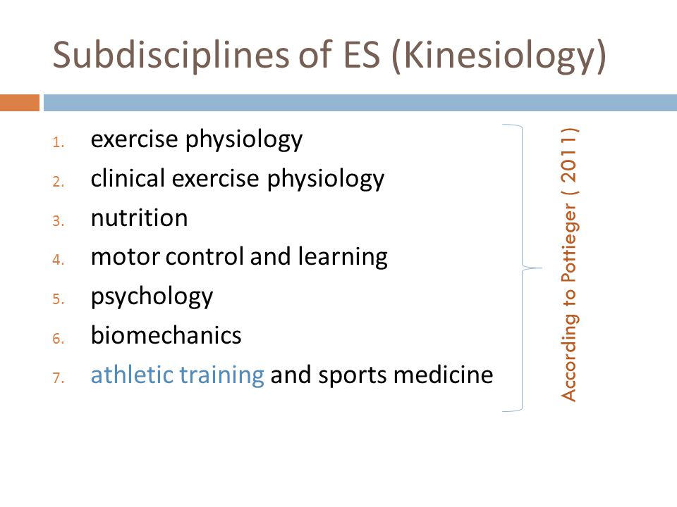 Introduction To Exercise Science Ppt Download