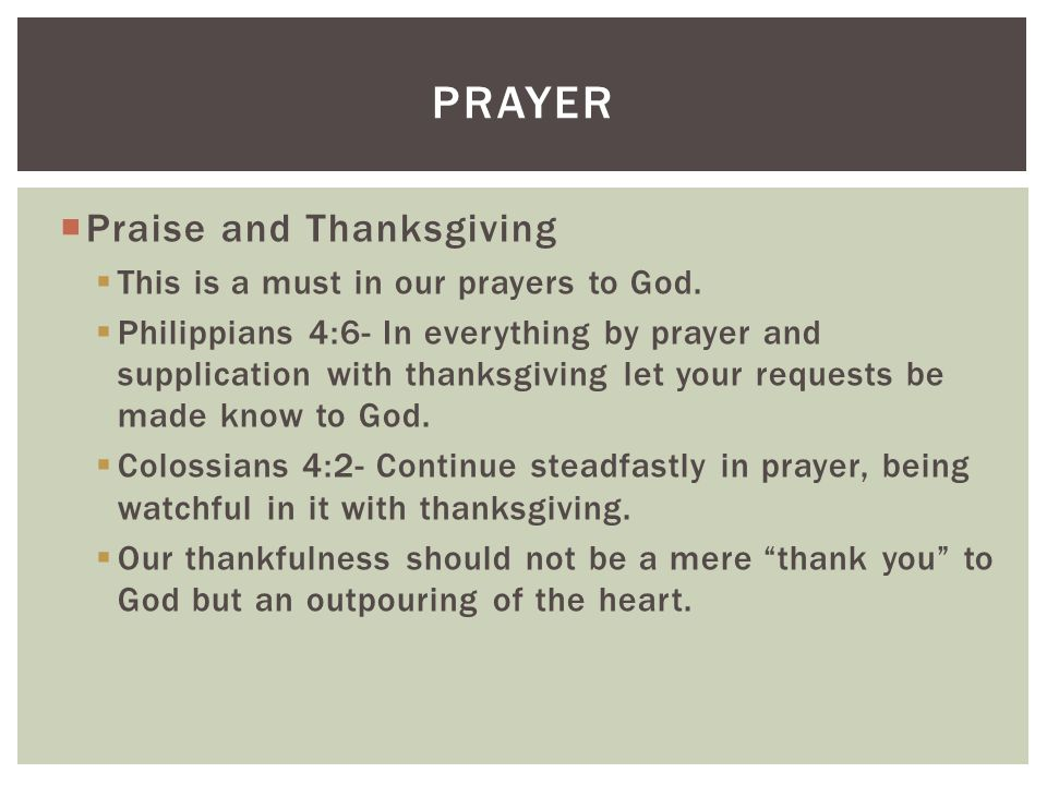 """theology god and prayer By brian golez najapfour john knox,  john knox's theology of prayer  prayer as """"an earnest and familiar talking with god"""" knox simply defines prayer as."""