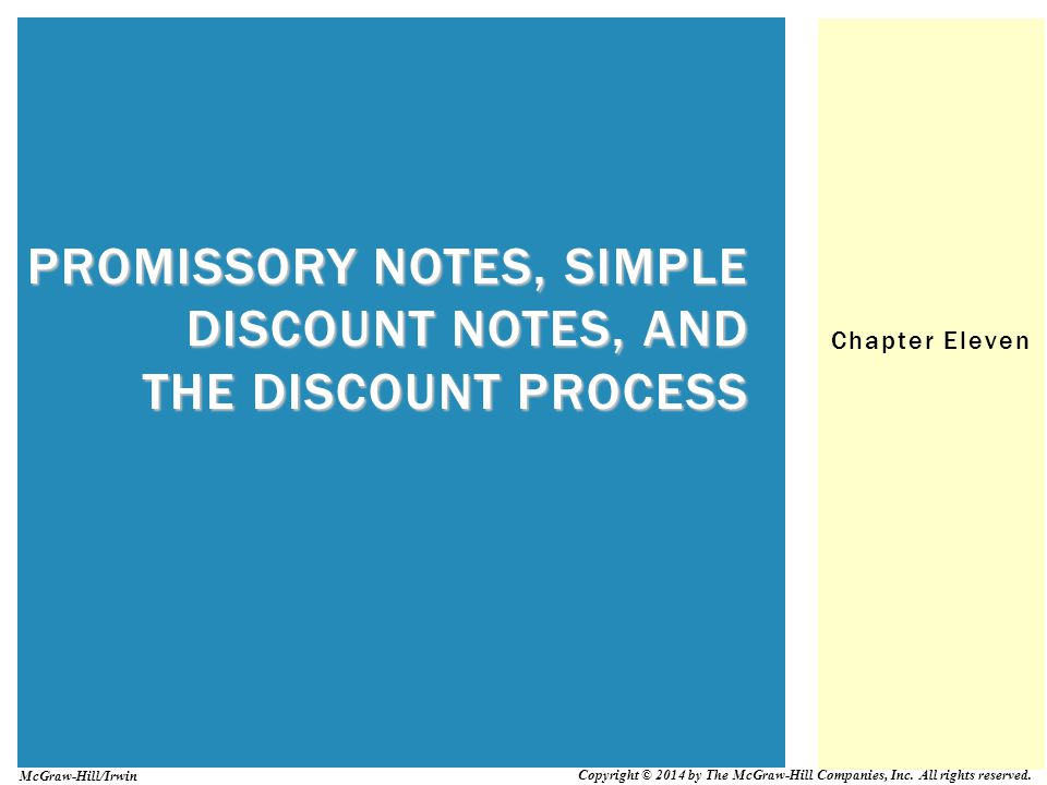 Promissory Notes  Essentials Of A Promissory Note Promissory