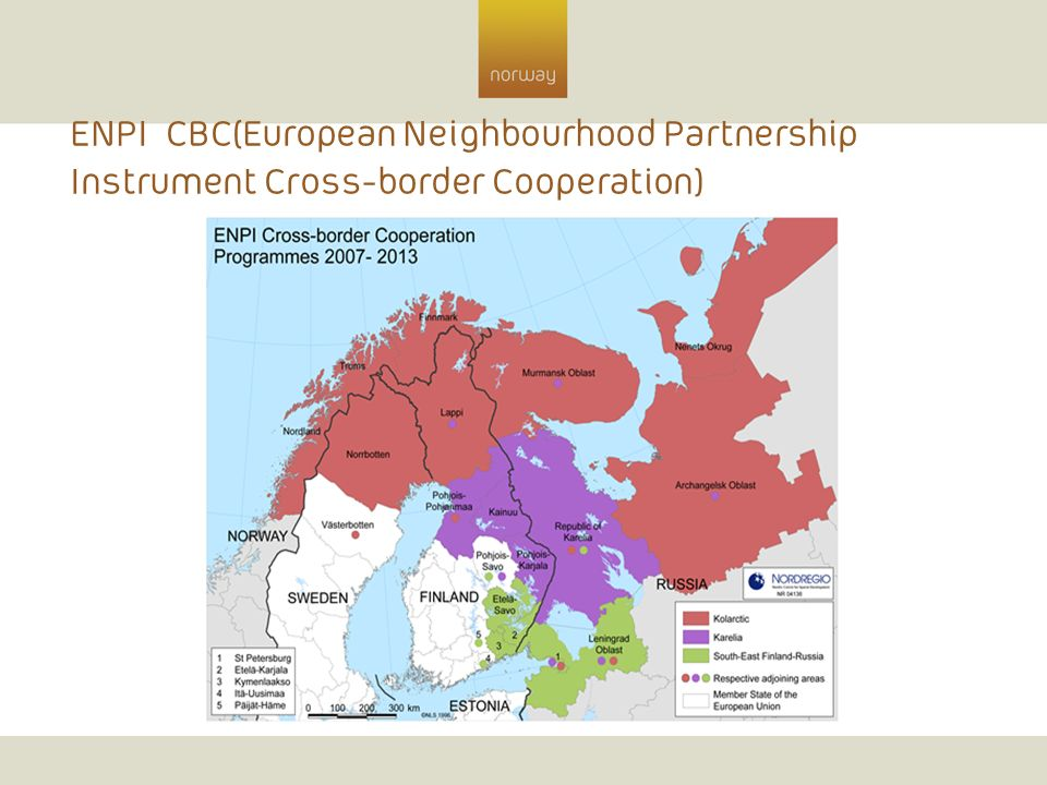ENPI CBC(European Neighbourhood Partnership Instrument Cross-border Cooperation)