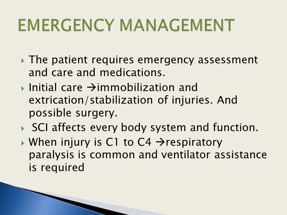 Care Management: Assessment