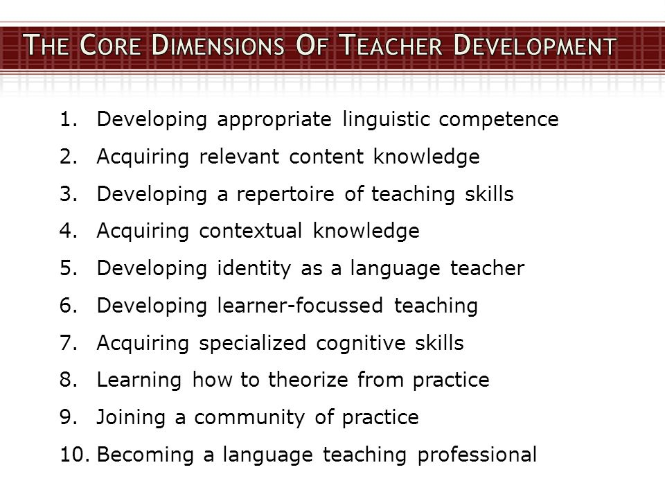 developing language skills in the classroom Teaching speaking skills 2 - overcoming classroom from day one teach your students classroom language and keep on teaching it and encourage your if you believe in the importance of teaching speaking skills in the classroom but are having difficulties making speaking activities work in.