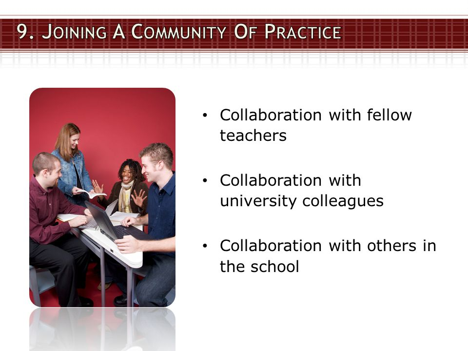 Collaborative Teaching Fellowship ~ What does it take to be a language teacher ppt video