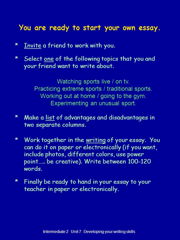 write an essay about the advantages and disadvantages of television Just like everything else, social media also has its advantages and disadvantages advantages of social media : communication: social media is an excellent form of interface to communicate with our old or new friends, colleagues, and anyone we like to chat with anytime.