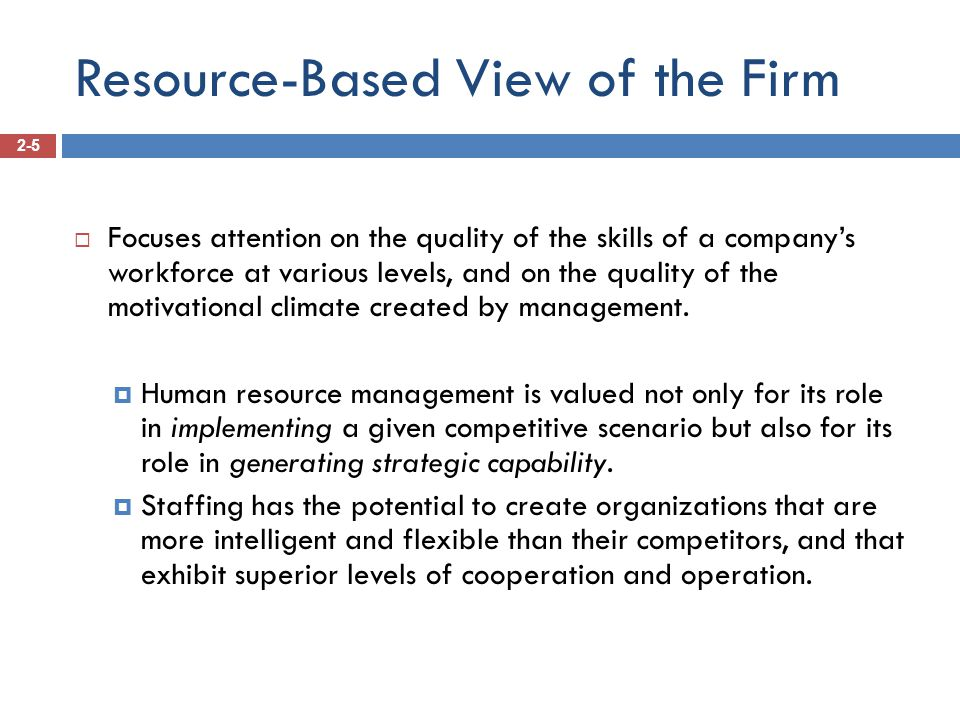 apple resource based view of firm The resource – based view of the firm and innovation: identification of critical linkages konstantinos c kostopoulos doctoral candidate, management sciences.