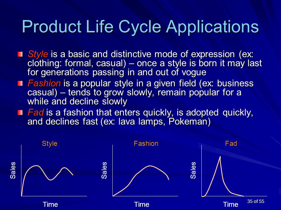 Chapter 8 New Product Development And Product Life Cycle