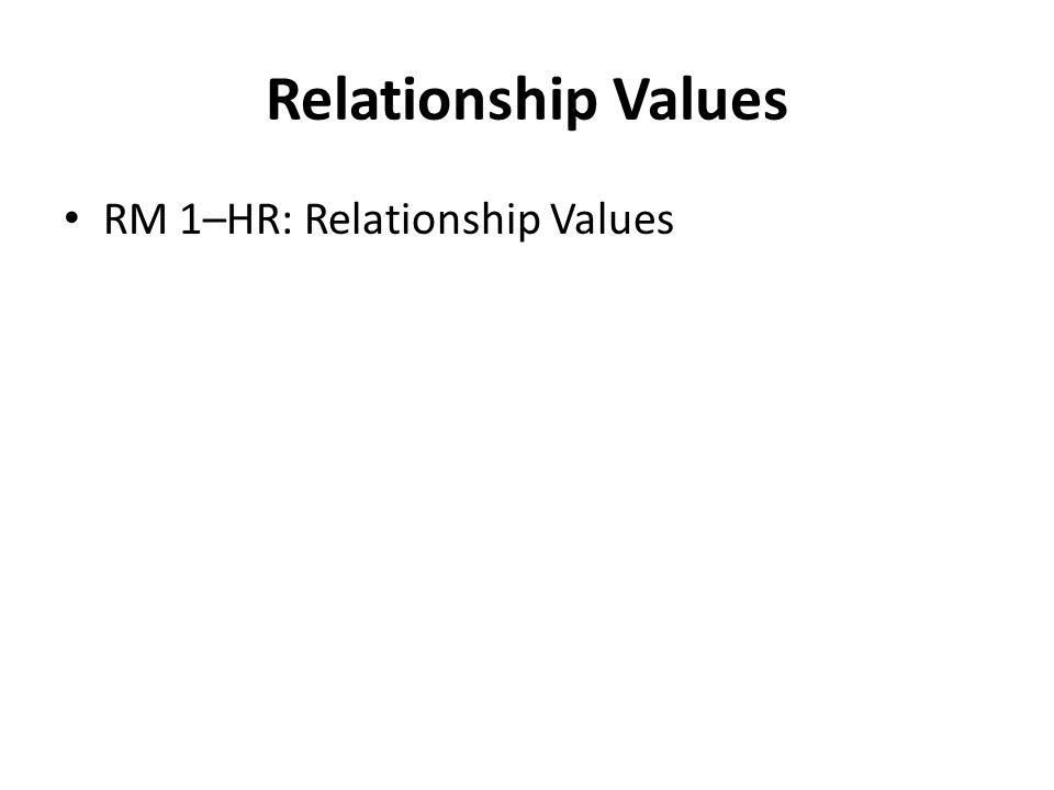 Important values in a christian dating relationship