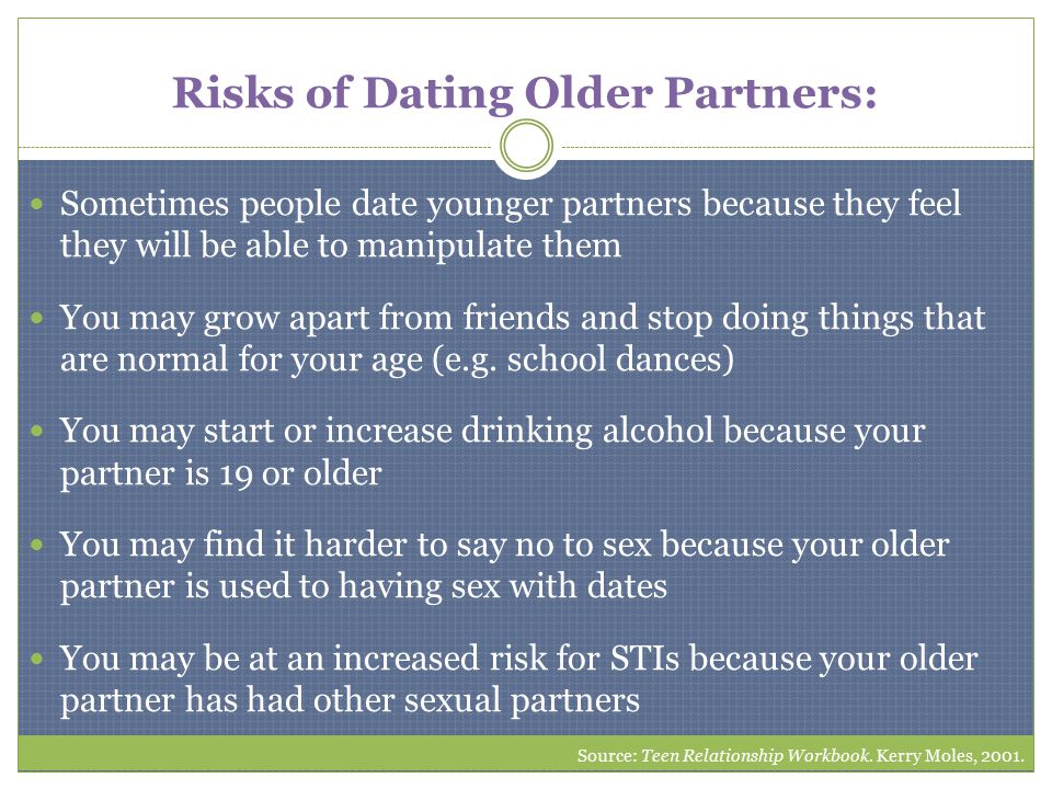 what age is right to start dating