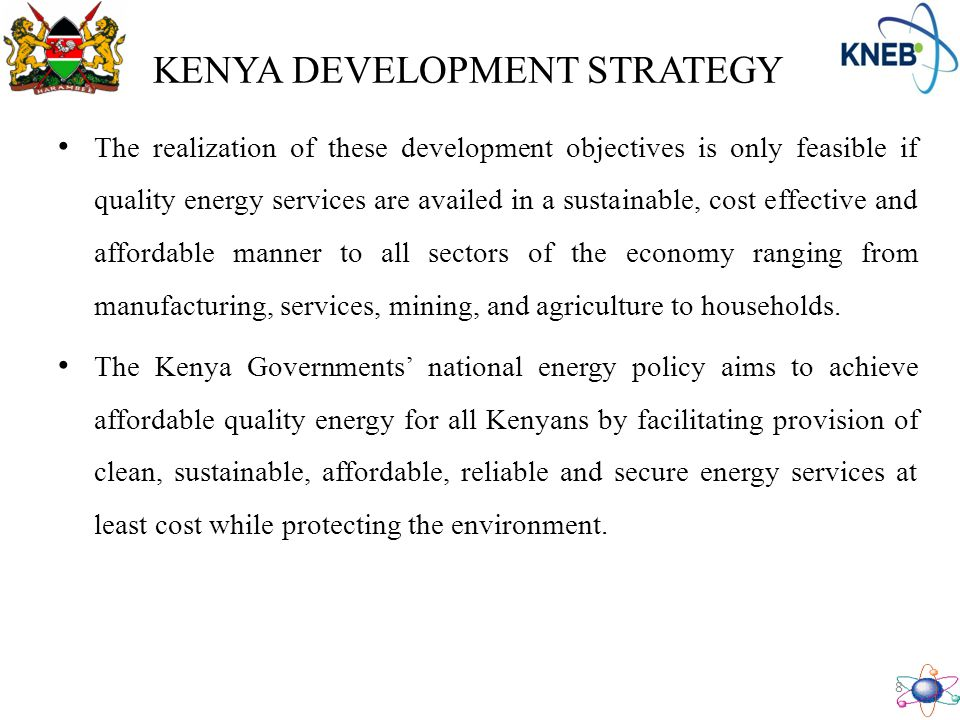 Kenya Strategic Security Environment