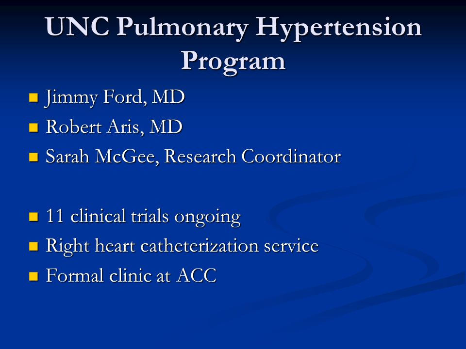 Pulmonary Hypertension ppt video online download