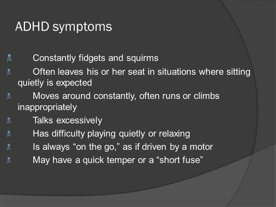 attention defecit hyperactive disorder essay