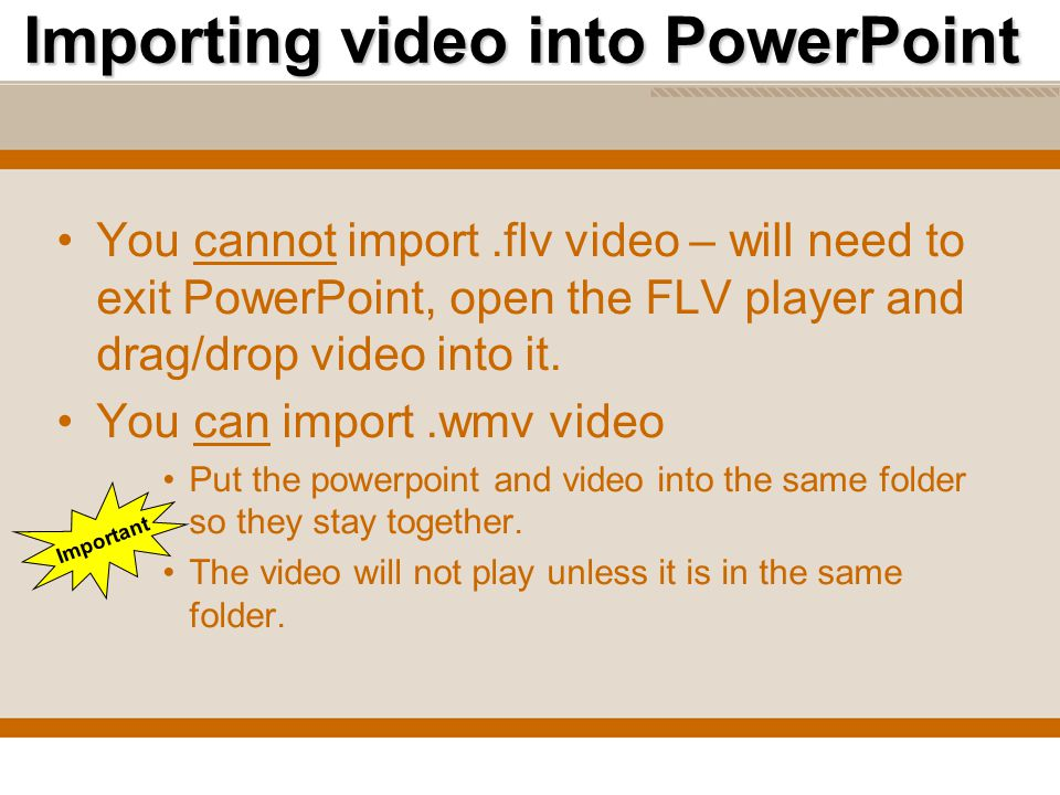 how to put together video clips