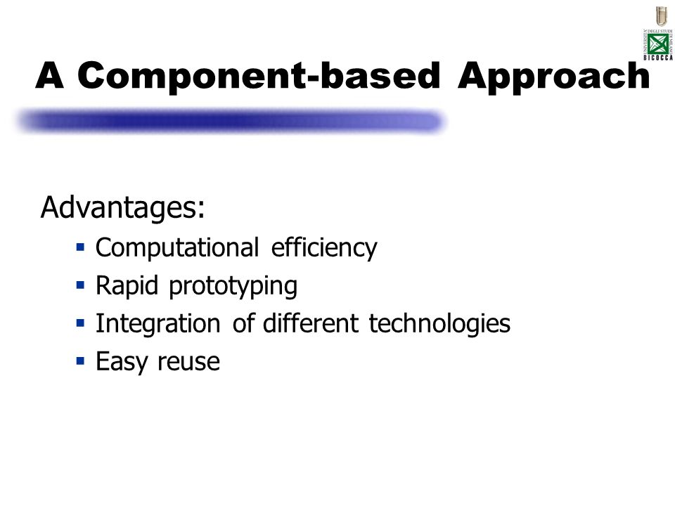 A Component-based Approach
