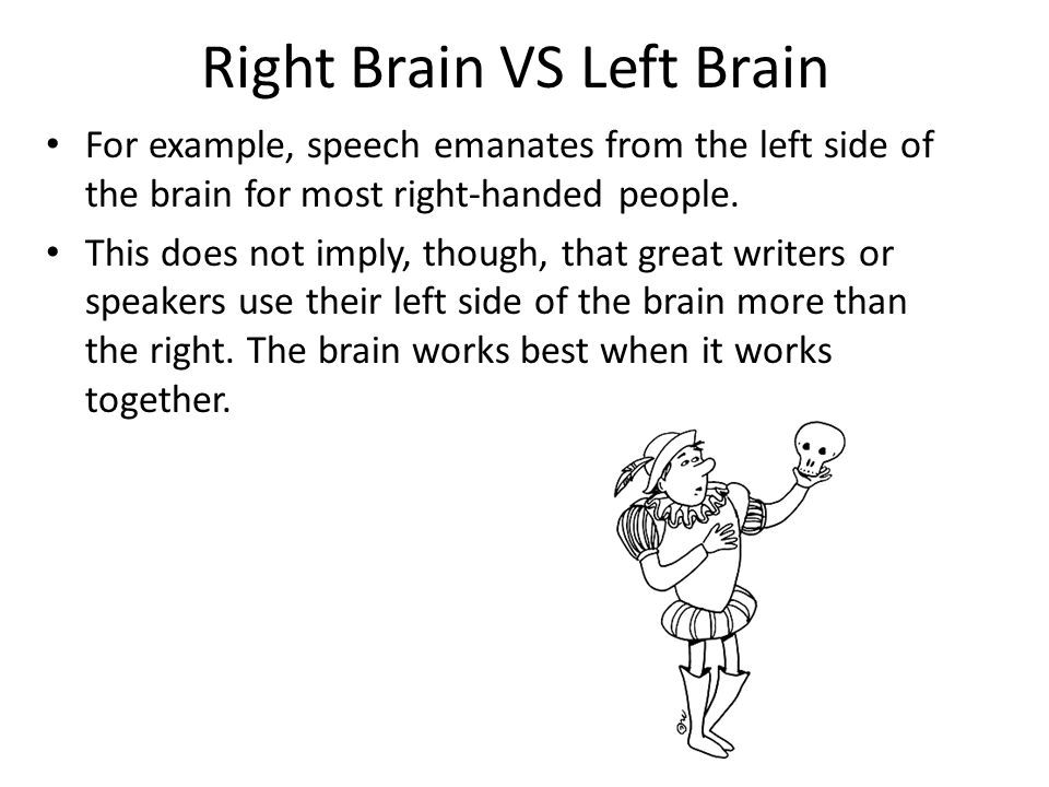 Parts of the Brain Part Two. - ppt video online download
