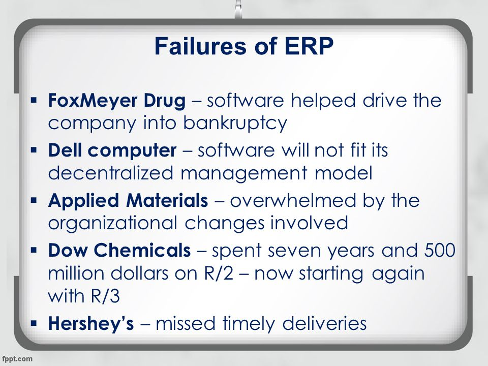 the foxmeyer drugs bankruptcy was it Foxmeyer drug filed for bankruptcy after scope creep on a robotic warehouse from mba 105 at school of law, christ university, bangalore.