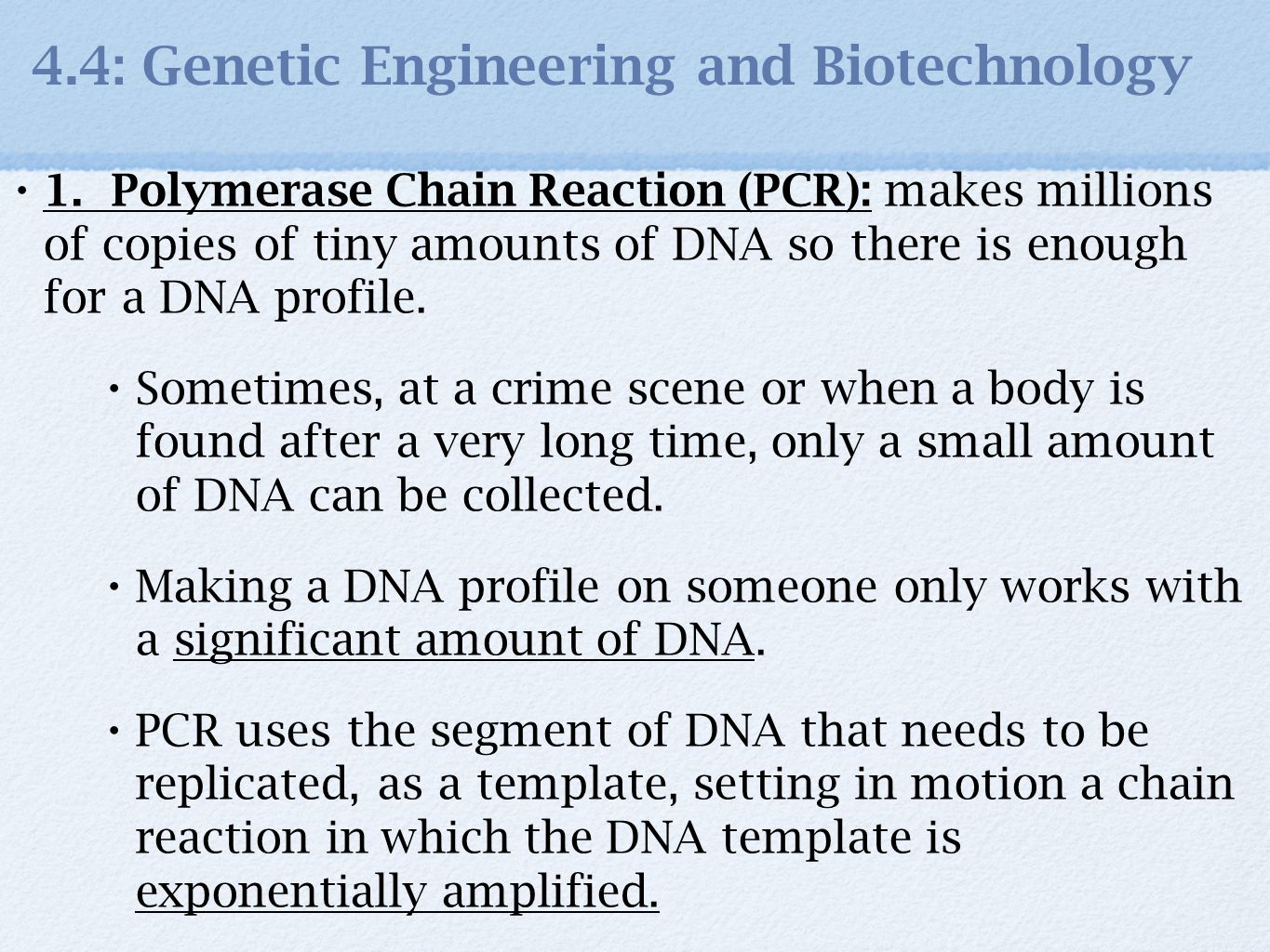 an introduction to the history of the genetic engineering In this third edition of his popular undergraduate-level textbook, des nicholl recognises that a sound grasp of basic principles is vital in any introduction to genetic engineering therefore, the book retains its focus on the fundamental principles used in gene manipulation it is divided into.