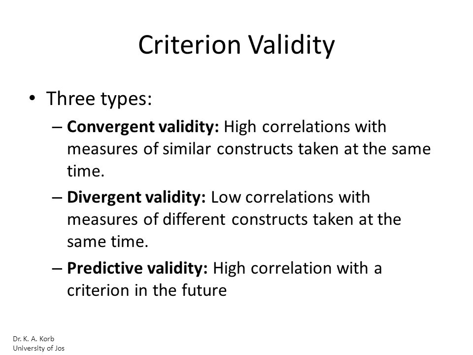 determine validity essay test Valid valid there are different types of validity, including content validity content validity refers to the extent a test measures what it claims to measure there must be a genuine an essay task may measure of students' essay writing skills rather than their ability to apply discipline knowledge hence, a valid assessment.