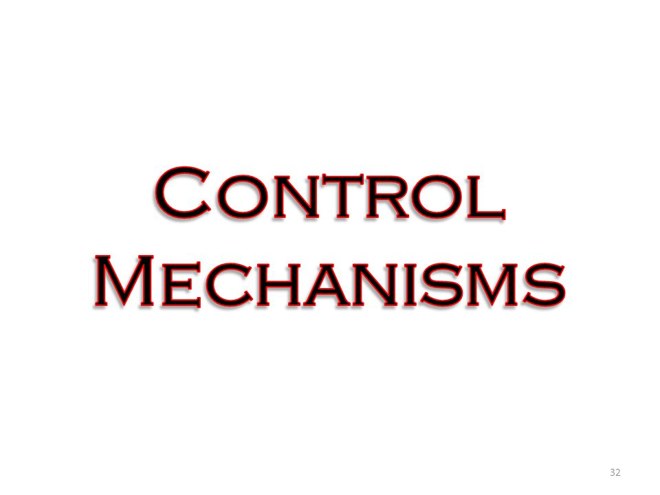 control mechanism s powerpoint Do with cell division and growth control and genetic instability, mortality, the suicide mechanism in cells the ability of the cells to migrate the ability of the cells to attract to them a blood supply cell biology and cancer.
