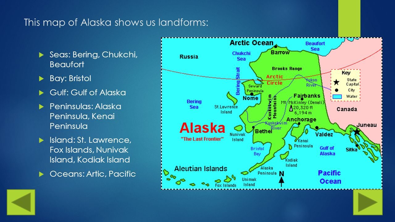 Lets Explore Maps Aisa Brammer Ppt Download - Map of us landforms