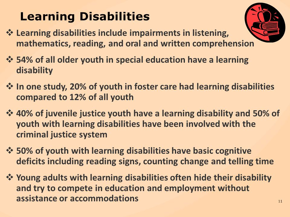 a description of the benefits of inclusion in giving students with learning disabilities the proper  Recognize who your students are this will help you determine the proper scope and pace of your own course survey of students' learning beliefs and behaviors.