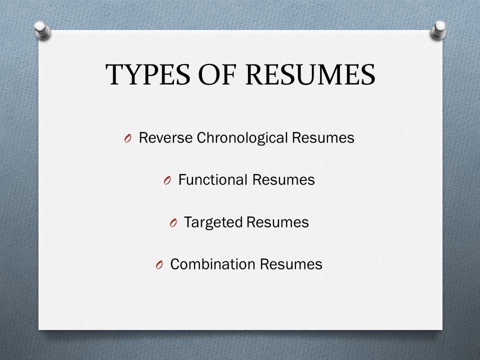 resume cover letter writing ppt