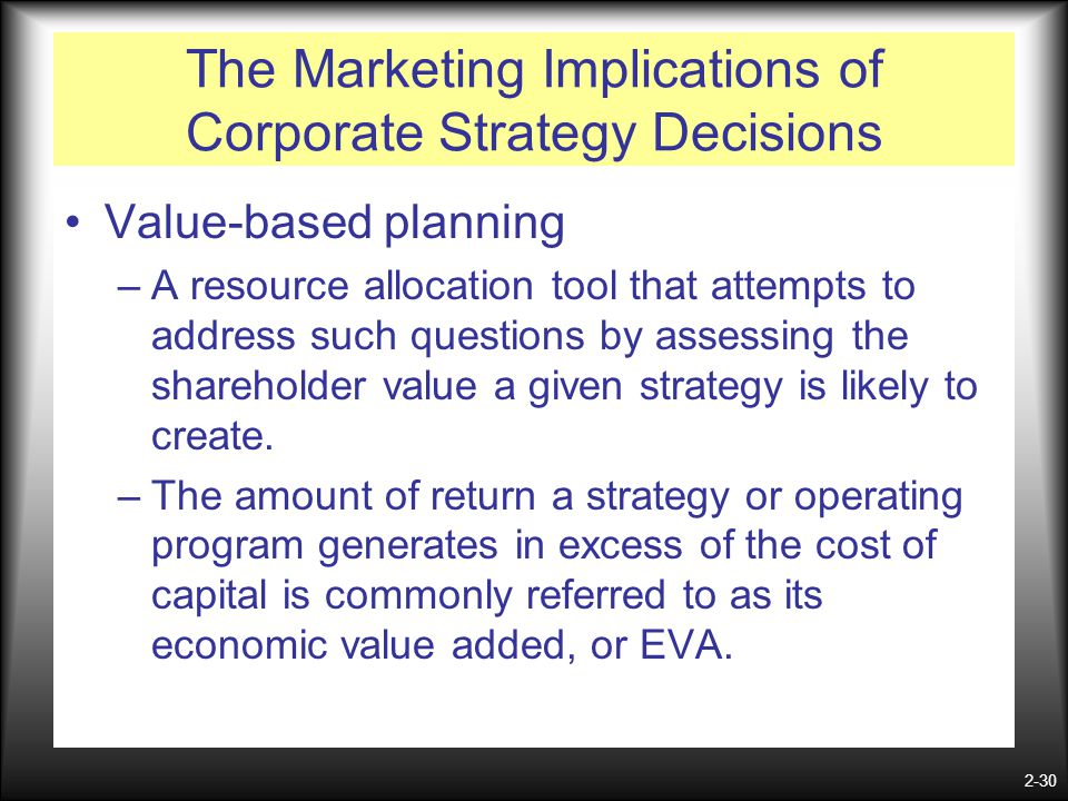 """strategy resource allocation and everyday decisions Corporate portfolio management as a solution  from resource allocation to strategy  a great article entitled """"how managers' everyday decisions create."""