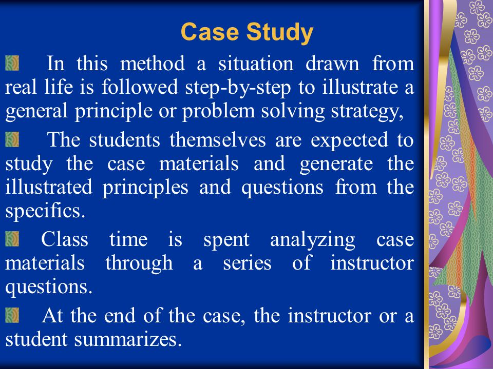 problem solving case studies for students Your problem solving may to solve the problem each case study studies of students with exceptional needs case studies of students with.