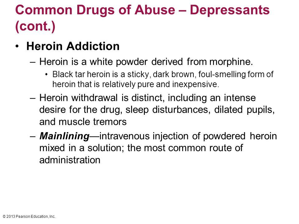 how to avoid drug addiction ppt
