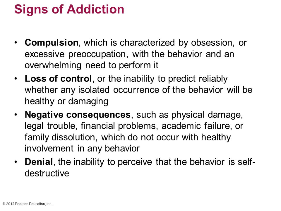 Behaviors of An Alcoholic