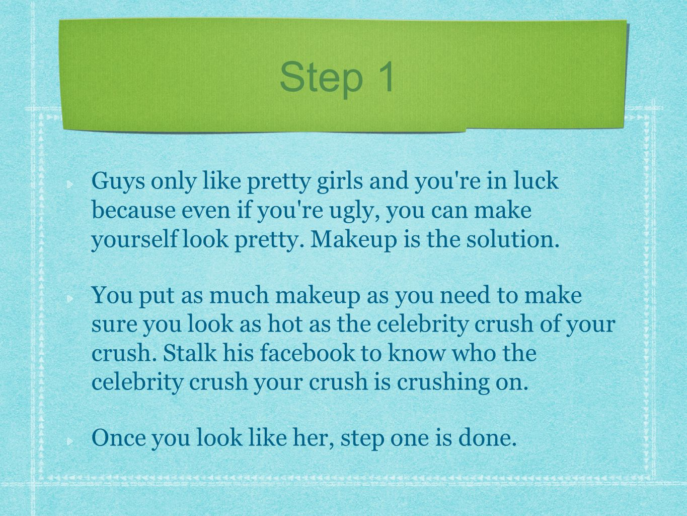How to know if youre girl crush is dating