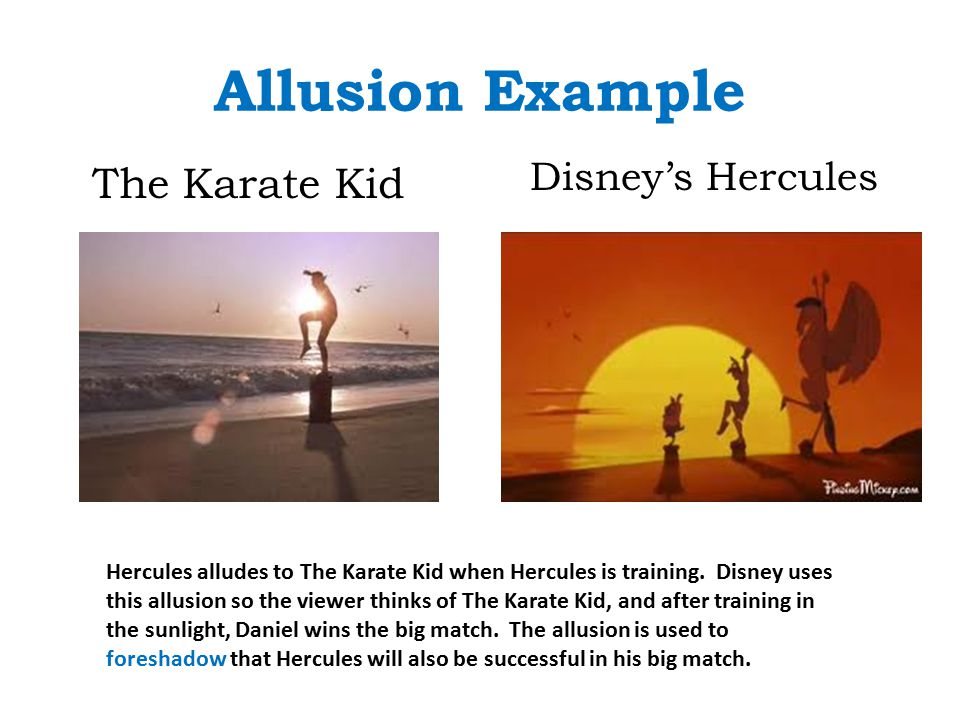 Allusions In Literature Ppt Video Online Download
